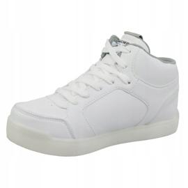 Buty Skechers Energy Lights Jr 90622L-WHT białe 1