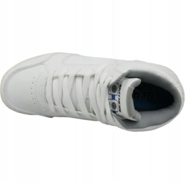 Buty Skechers Energy Lights Jr 90622L-WHT białe 2