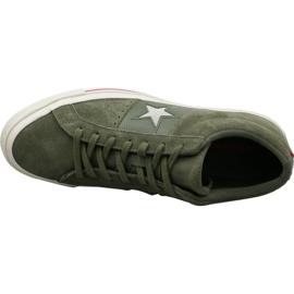 Buty Converse One Star 163198C zielone 2