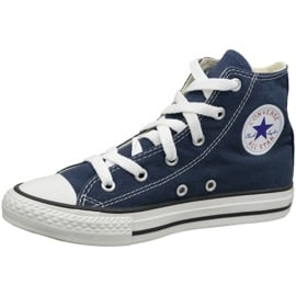 Buty Converse C. Taylor All Star Youth Hi Jr 3J233 granatowe 1
