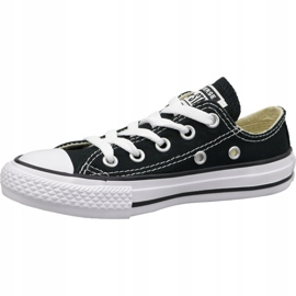 Buty Converse C. Taylor All Star Youth Ox Jr 3J235C czarne 1