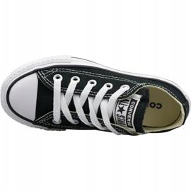 Buty Converse C. Taylor All Star Youth Ox Jr 3J235C czarne 2