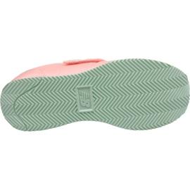 Buty New Balance Jr PV220M1 różowe 3