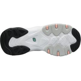 Buty Skechers D'Lites 3.0 Zenway W 12955-WPKB białe wielokolorowe 3