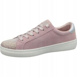 Buty Skechers Goldie W 73845-LTPK różowe 1