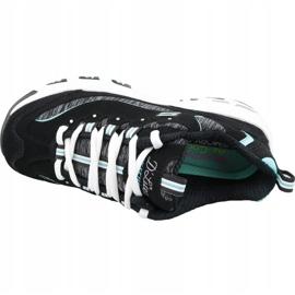 Buty Skechers D'Lites W 11936-BKTQ czarne 2