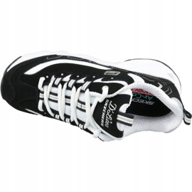 Buty Skechers D'Lites 3.0 W 12956-BKW czarne 2