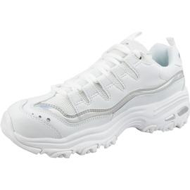 Buty Skechers D'Lites M 13160-WSL białe 1