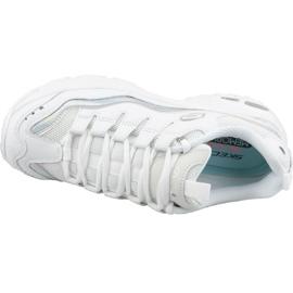 Buty Skechers D'Lites M 13160-WSL białe 2