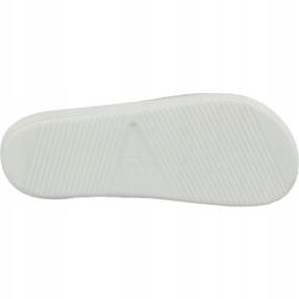 Klapki Lacoste Croco Slide 119 1 M 737CMA0018082 białe 3