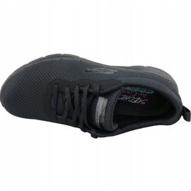 Buty Skechers Flex Appeal 3.0 W 13070-BBK czarne 2