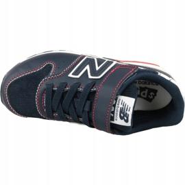 Buty New Balance Jr YV996BB czarne 2