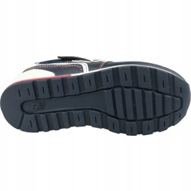 Buty New Balance Jr YV996BB czarne 3