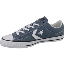 Buty Converse Player Star Ox M 160557C niebieskie 1