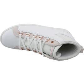 Buty Skechers Side Street Core-Set Hi W 73581-WHT białe 2