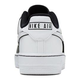 Buty Nike Air Force 1 LV8 2 Jr CI1756-002 białe czarne 1