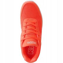 Buty Kappa Follow W 242495 Nc 2910 pomarańczowe 1