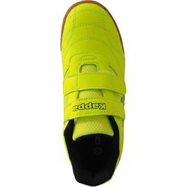 Buty Kappa Kickoff Oc Jr 260695K 4011 wielokolorowe żółte 1