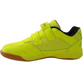 Buty Kappa Kickoff Oc Jr 260695K 4011 wielokolorowe żółte 2