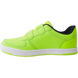 Buty Kappa Trooper Light Ice Kids 260575K 3011 zielone 2