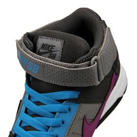 Buty Nike Sb Mogan Mid 2 Gs Jr 645025-054 wielokolorowe 3
