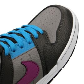 Buty Nike Sb Mogan Mid 2 Gs Jr 645025-054 wielokolorowe 4