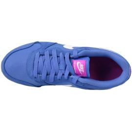 Buty Nike Md Runner 2 Gs W 807319-404 niebieskie 2