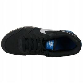 Buty Nike Md Runner Gs W 807316-007 czarne 2
