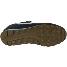 Buty Nike Md Runner Gs W 807316-007 czarne 3