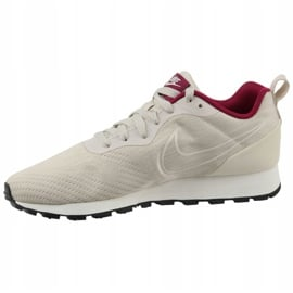 Buty Nike Md Runner 2 Eng Mesh W 916797-100 białe 1