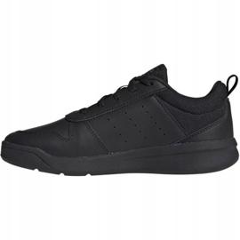 Buty adidas Tensaur Jr EF1086 czarne 2