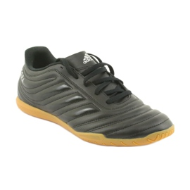 Buty halowe adidas Copa 19.4 In M F35485 czarne 1