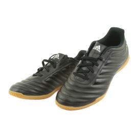 Buty halowe adidas Copa 19.4 In M F35485 czarne 3