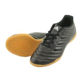 Buty halowe adidas Copa 19.4 In M F35485 czarne 5