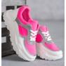 Ideal Shoes Neonowe Obuwie Sportowe 4