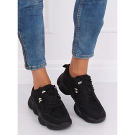 Buty sportowe czarne BD-5 Black 4