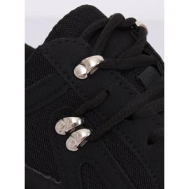 Buty sportowe czarne BD-5 Black 5