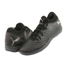 Buty piłkarskie Puma Future 4.4 Tt M 105690-02 czarne 4