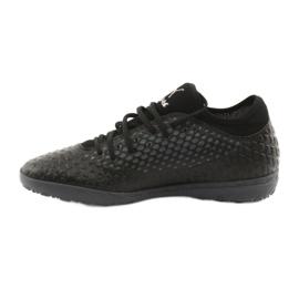 Buty piłkarskie Puma Future 4.4 Tt M 105690-02 czarne 2