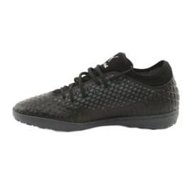 Buty piłkarskie Puma Future 4.4 Tt M 105690-02 czarne 3