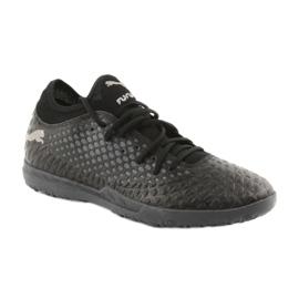 Buty piłkarskie Puma Future 4.4 Tt M 105690-02 czarne 1