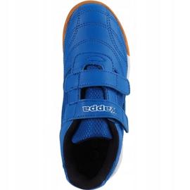 Buty Kappa Kickoff Jr 260509K 6011 niebieskie 1