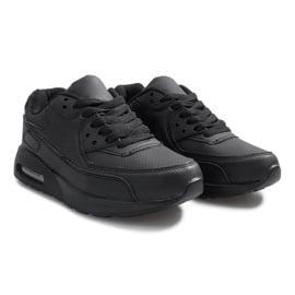 Czarne obuwie sportowe 4