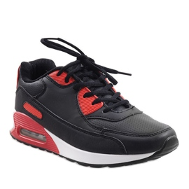 Sneakersy buty sportowe Air Max F2053-2 Czarny czarne wielokolorowe 1