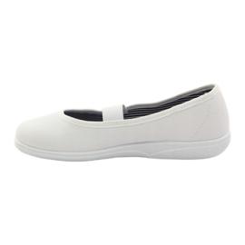 Befado obuwie dziecięce 274Y013 białe 3