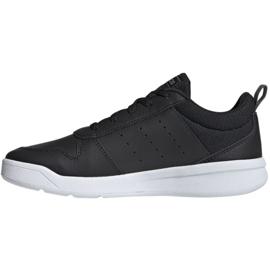 Buty adidas Tensaur K Jr EF1082 czarne 2