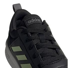 Buty adidas Tensaur K Jr EF1082 czarne 3