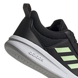 Buty adidas Tensaur K Jr EF1082 czarne 4