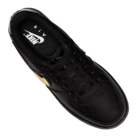 Buty Nike Air Force 1 LV8 3 Jr AR7446-001 czarne 2