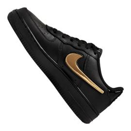Buty Nike Air Force 1 LV8 3 Jr AR7446-001 czarne 4